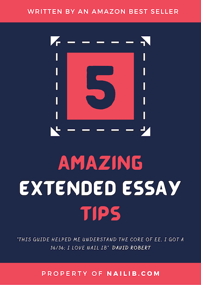 Free IB Extended Essay Guide